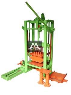 Asterra mesin menjual Mesin Pencetak Cetak Batako Press adonan bahan Batako