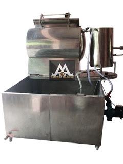 Asterra mesin menjual aneka Mesin Penggoreng Keripik Buah dan Sayur harga Murah