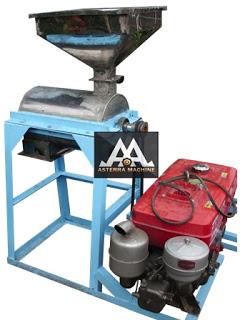 Mesin Penepung Rumput Laut